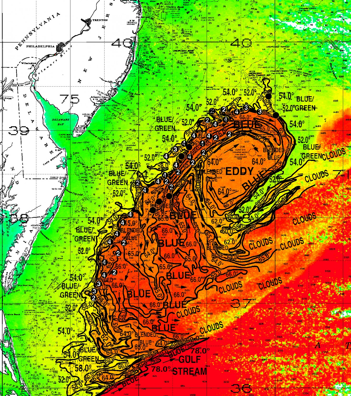 December 2013 special hudson canyon to cape hatteras analysis pic2 nvjuhfo Image collections