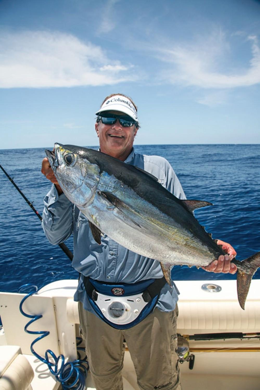 Blackfin tuna fishing in the florida keys roffer s ocean for Tuna fishing florida