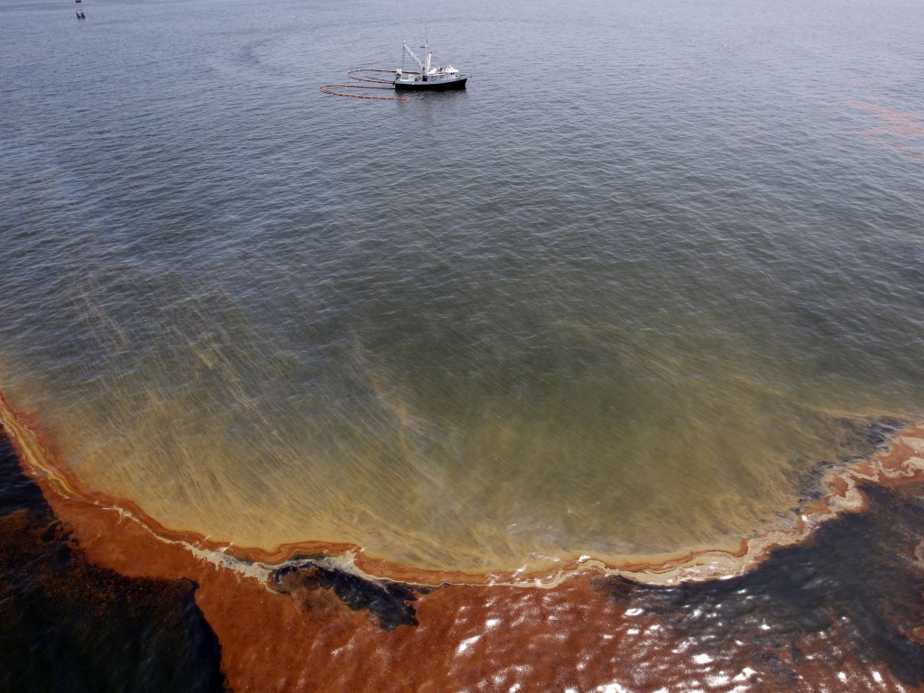 5th Anniversary of the Deepwater Horizon Oil Spill - a ...