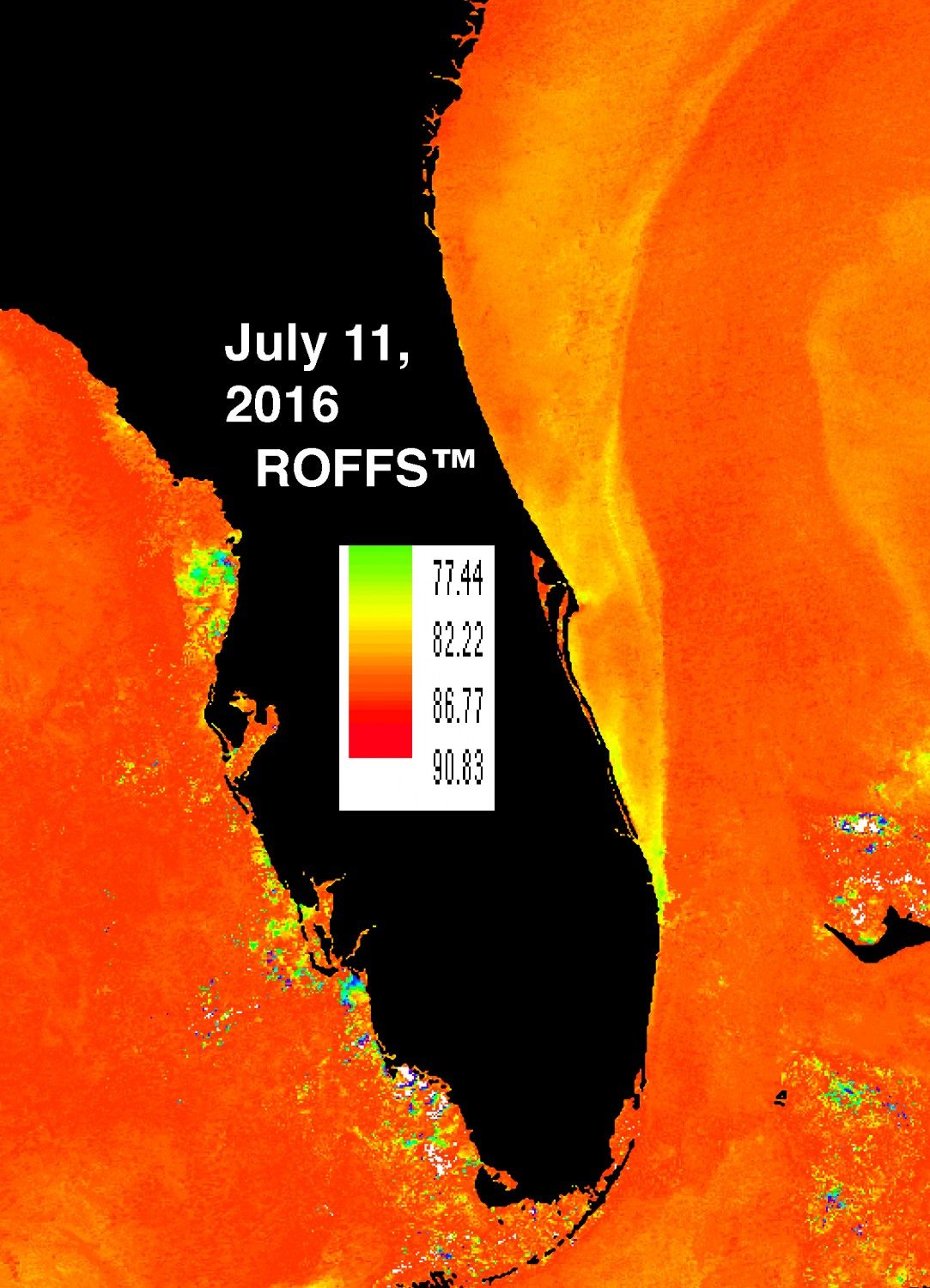 First significant upwelling of the summer along the florida east first significant upwelling of the summer along the florida east coast nvjuhfo Image collections
